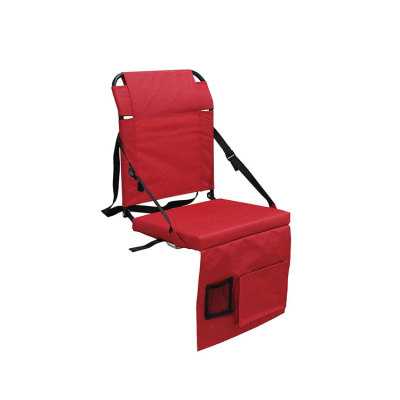 Wholesale Portable Stadium Seats Steel Folding Seat for Boat Football Beach-Cloudyoutdoor