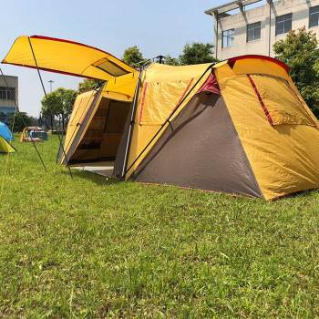 Wholesale folding cheap glamping tents camping outdoor