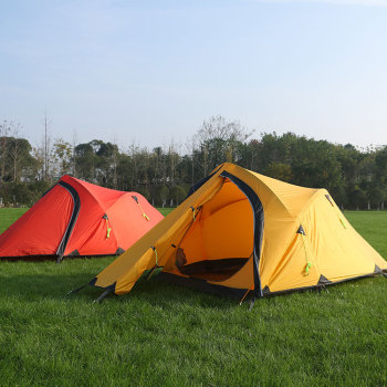 Good tent supplier drive travel Folding 2 person camp tent