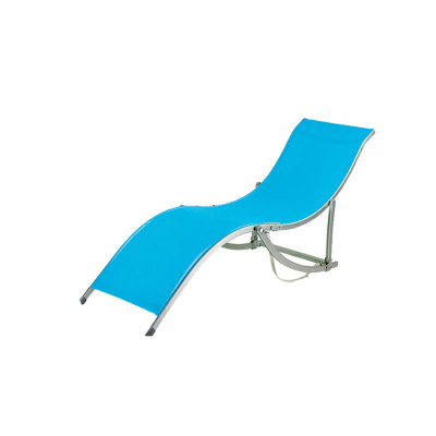 Lounger Bed Folding Chair on Beach Hot Sale on Amazon-Cloudyoutdoor