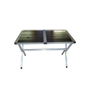 Cloudyoutdoor YTFT010 Folding picnic table aluminum for outdoor activities