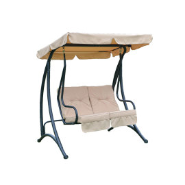 China Wholesale Custom Garden 2 Seater Patio Swings Hanging Chairs Hammock-Cloudyoutdoor