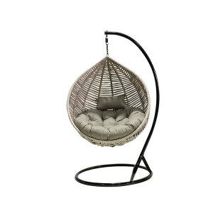 Outdoor furniture discount good quality indoor outdoor rattan egg hanging chair