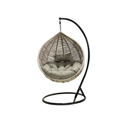 Outdoor furniture discount good quality indoor outdoor rattan egg hanging chair
