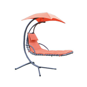 Luxury high quality garden balcony outdoor adult swing chair patio
