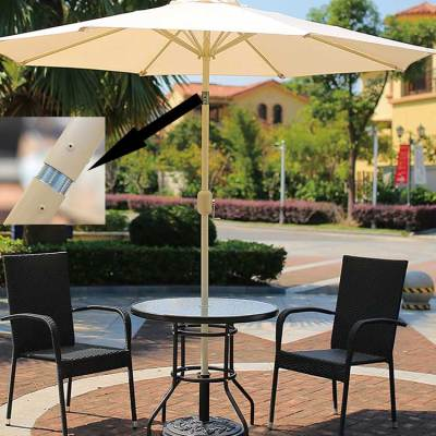 Wholesale cheap custom outdoor garden parasol for promotional