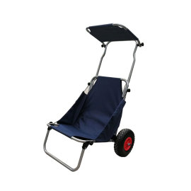 Heavy Duty Foldable Garden Beach Folding Wagon Stroller Kids -Cloudyoutdoor