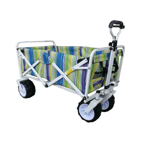 High Quality Garden Park Utility Kids Beach Wagon Folding Trolley-Cloudyoutdoor