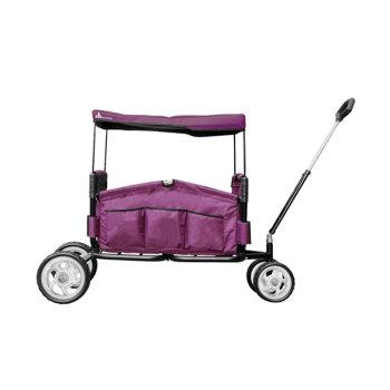 OEM 4 wheel outdoor camping garden tool folding wagon