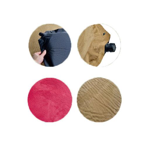 Custom Logo Folding Ultralight Inflatable Air Mattress Sleeping Pad-Cloudyoutdoor