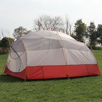 Classic waterproof rainproof large camping tent for sale