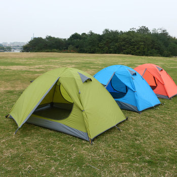 Waterproof military outdoor 4 season camping tent army green