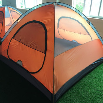 Travel portable 20D nylon car kids oem camping tent