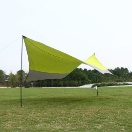 Waterproof double-Layer advertising tent temporary tent family tent canopy