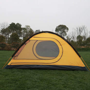 Tourist tents 1 person popup garden camping tent outdoor