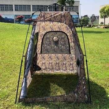 Photography/hunting tent party camping tent 2 person