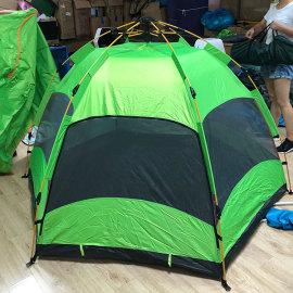Lightweight outdoor backpacking waterproof folding portable tent