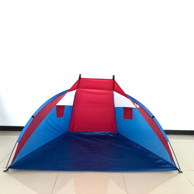 HIgh quality 270x270x195cm beach tent sun shelter for sale