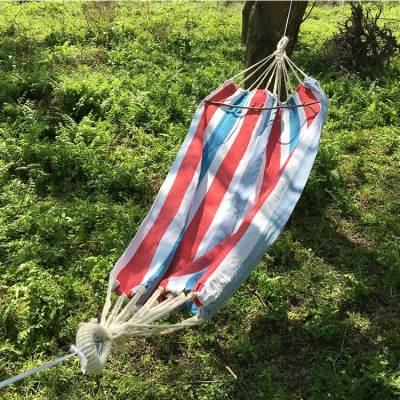 Outdoor parachute cloth field camping tent garden camping swing hanging bed