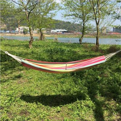 Garden swing survival 50% cotton 50%polyester tree hammock swing chair