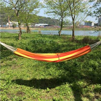 Ulatralight outdoor adult portable single person garden hammock swing chair hanging