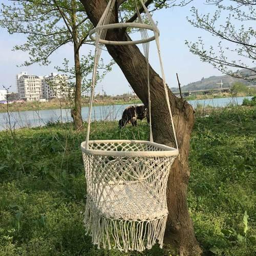 Travel trendy folding baby hammock hanging swing chair