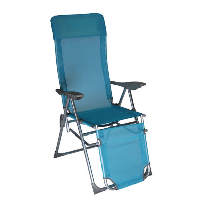 Outdoor Use Good Fabric Fold Up Beach Chair-Cloudyoutdoor