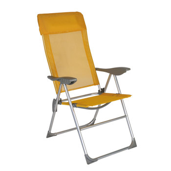 Outdoor Furniture Beach Chair Foldable Aluminium Wholesale-Cloudyoutdooor