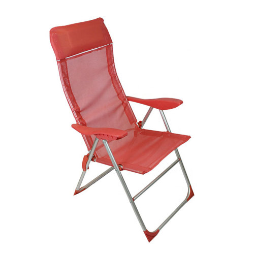 Outdoor Furniture Beach Chair Foldable Aluminium Wholesale-Cloudyoutdooor