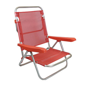 Comfortable Foldable Beach Sun Chair Wholesale-Cloudyoutdoor