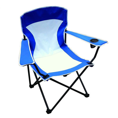 Custom Adjustable Foldable Ultra Light Camping Chair with Cup Holder-Cloudyoutdoor