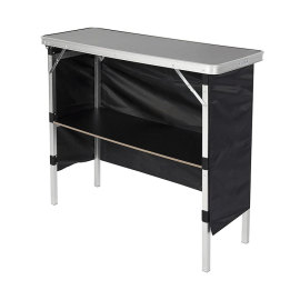 Camping Folding Table/the Bar Table with Cloth-Cloudyoutdoor