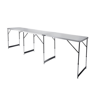 Super Long Folding Table Camping Table Hot Sale on Amazon-Cloudyoutdoor
