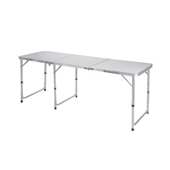 Lengthen the Table Folding Table Outdoor for More People Use it-Cloudyoutdoor