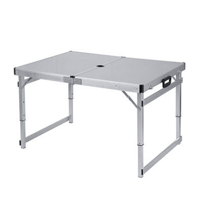 Outdoor Folding Table Portable for Traveling-Cloudyoutdoor