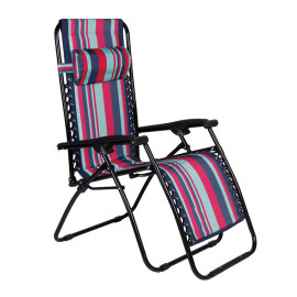 Lunch Break Chair Breathable Mesh Folding Armchair Beach Chair-Cloudyoutdoor