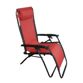 Recliner Folding Leisure Lounge Chair for Pool-Cloudyoutdoor