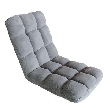 Lazy Sofa Memory Foam Padded Cushion Stadium Floor Seat Chair-Cloudyoutdoor