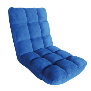 Lazy Sofa Memory Foam Padded Cushion Stadium Floor Seat Chair-Cloudyoutdoor
