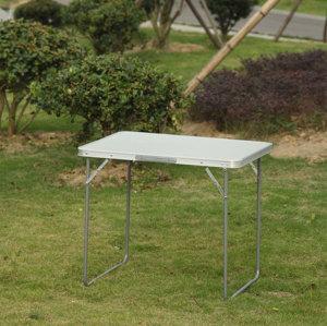 Camping Folding High Portable Picnic Table-Cloudyoutdoor