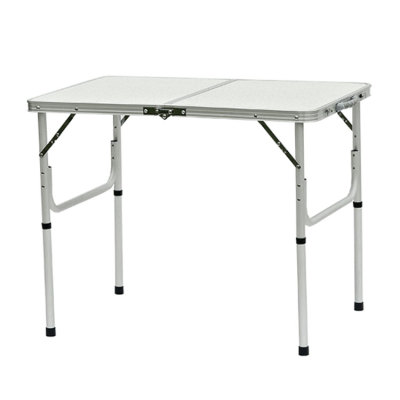 A Sturdy Folding Table Aluminum Camping for a Variety of Purposes-Cloudyoutdoor