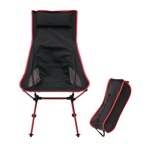Portable Cheap Mini Lightweight Aluminum Backpack Folding Camping Chair-Cloudyoutdoor