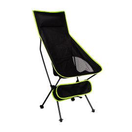 Portable Cheap Mini Lightweight Aluminum Backpack Folding Camping Chair-Cloudyoutdoor