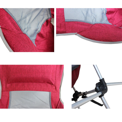 Folding High Back Beach and Camping ChairBrands-Cloudyoutdoor