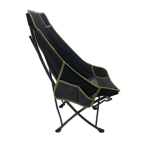 NiceCamping Chair with Back Support Hot sale om Amazon-Cloudyoutdoor