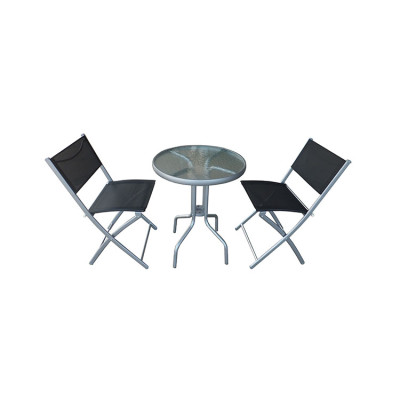 Hot Sale on Walmart Glass Top Patio Table and Chairs for Sale-Cloudyoutdoor