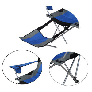 Good Price Camping Chair with Footrest Online on Sale-Cloudyoutdoor