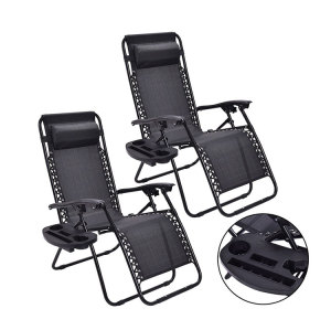 Zero Gravity Recliner Chairs Can Be Used in Hotel/Pool -Cloudyoutdoor