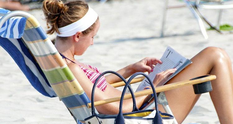 beach chair-can be folded