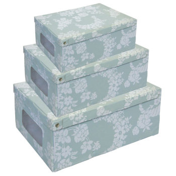 Wholesale PVC storage box/ foldable storage box factory